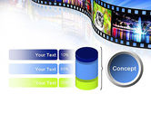 Streaming Media PowerPoint Template#11