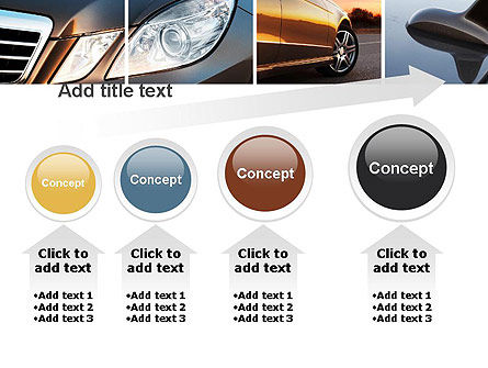 Car Exterior Design PowerPoint Template Slide 13