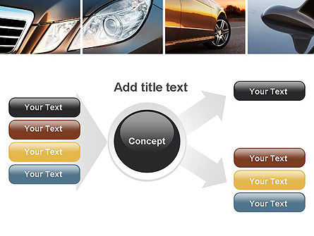 Car Exterior Design PowerPoint Template Slide 14