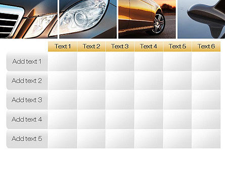 Car Exterior Design PowerPoint Template Slide 15