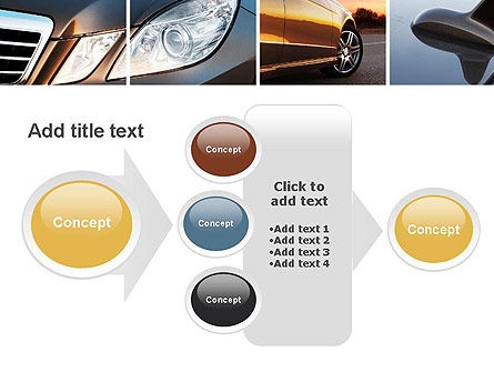 Car Exterior Design PowerPoint Template Slide 17