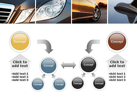 Car Exterior Design PowerPoint Template Slide 19