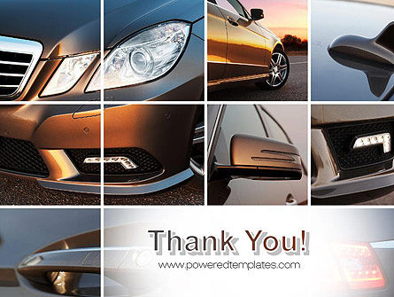 Car Exterior Design PowerPoint Template Slide 20