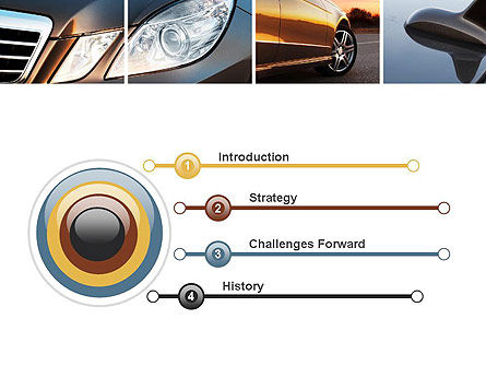 Car Exterior Design PowerPoint Template Slide 3