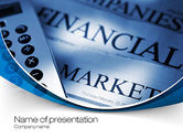 Financial/Accounting: Accounting and Finance PowerPoint Template #10765