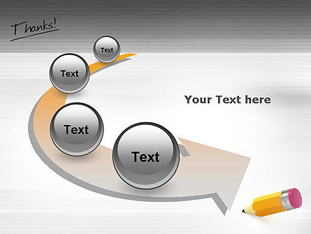 Thanks PowerPoint Template Slide 6