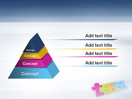 Team Puzzle PowerPoint Template Slide 12