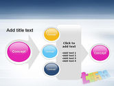 Team Puzzle PowerPoint Template#17