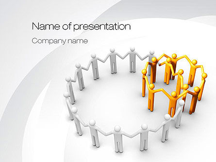 Internal and External PowerPoint Template