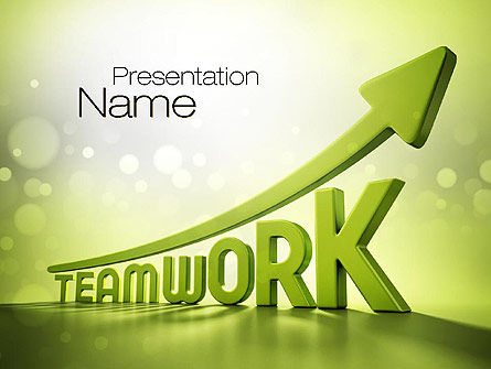 Teamwork Development PowerPoint Template