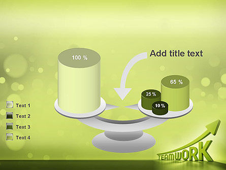 Teamwork Development PowerPoint Template Slide 10