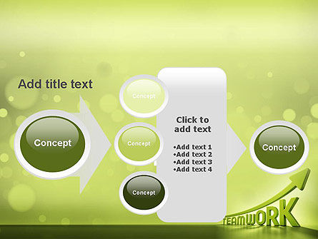 Teamwork Development PowerPoint Template Slide 17