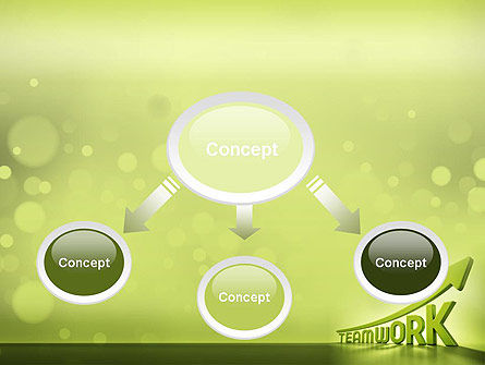 Teamwork Development PowerPoint Template Slide 4