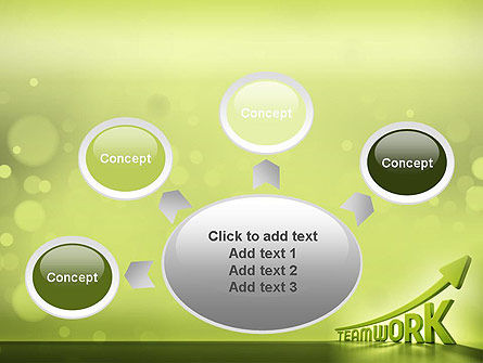 Teamwork Development PowerPoint Template Slide 7