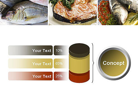 Sea Food Recipes PowerPoint Template Slide 11
