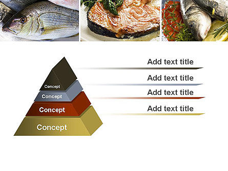 Sea Food Recipes PowerPoint Template Slide 12