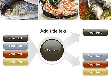 Sea Food Recipes PowerPoint Template Slide 14