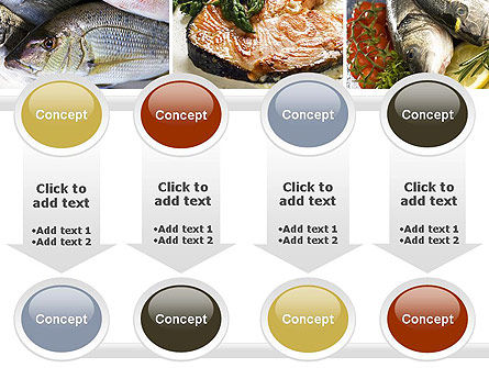 Sea Food Recipes PowerPoint Template Slide 18