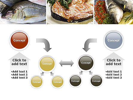 Sea Food Recipes PowerPoint Template Slide 19