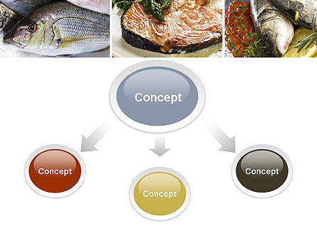 Sea Food Recipes PowerPoint Template Slide 4