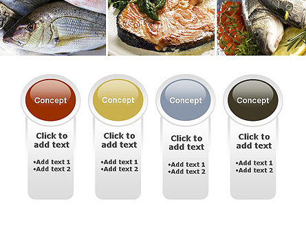 Sea Food Recipes PowerPoint Template Slide 5