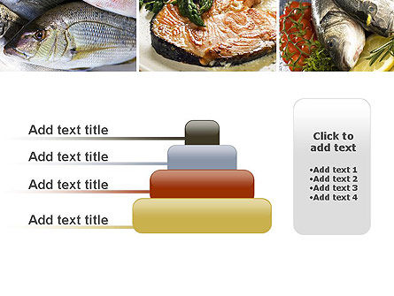 Sea Food Recipes PowerPoint Template Slide 8