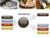 Sea Food Recipes PowerPoint Template#14