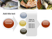 Sea Food Recipes PowerPoint Template#17