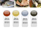 Sea Food Recipes PowerPoint Template#5