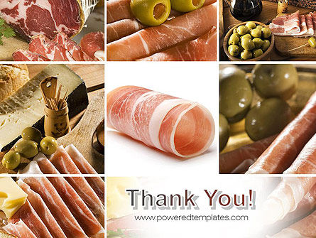 Charcuterie Recipes PowerPoint Template Slide 20