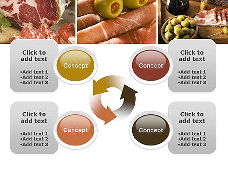 Charcuterie Recipes PowerPoint Template Slide 9