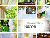 Careers/Industry: Catering PowerPoint Template #10788