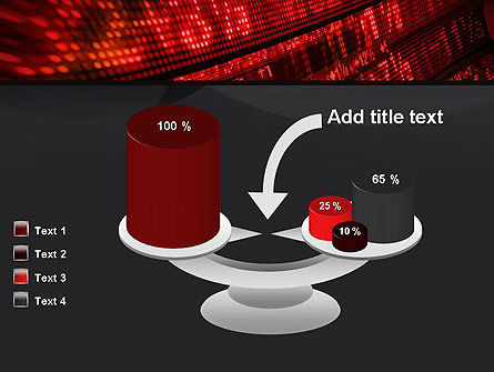 Binary Options PowerPoint Template Slide 10