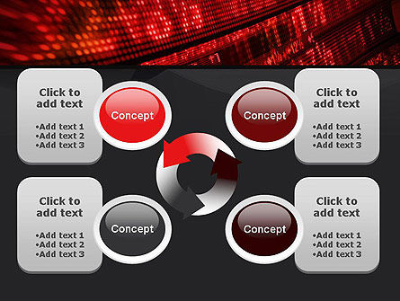 Binary Options PowerPoint Template Slide 9