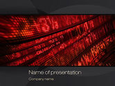 Financial/Accounting: Binary Options PowerPoint Template #10789