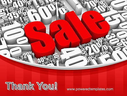 Clearance Sale PowerPoint Template Slide 20