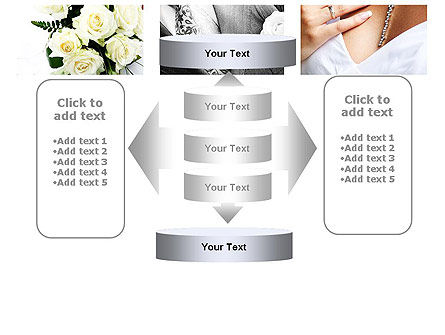 Wedding Moments PowerPoint Template Slide 13