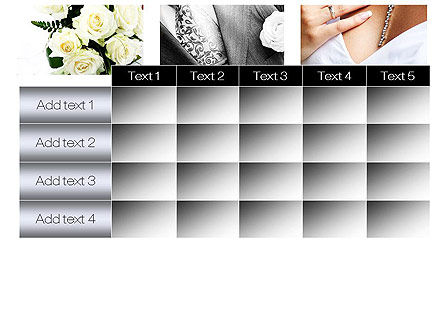 Wedding Moments PowerPoint Template Slide 15