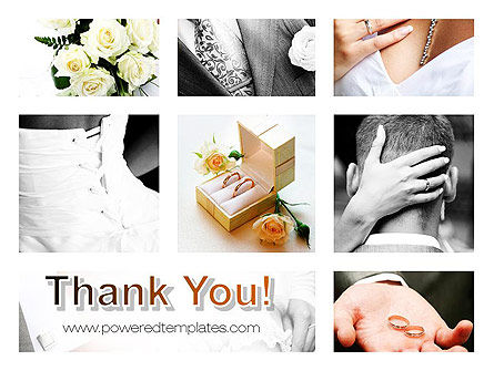 Wedding Moments PowerPoint Template Slide 20