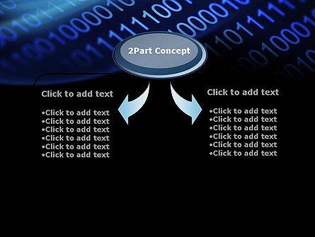 Digital Bitstream PowerPoint Template Slide 4