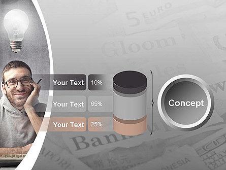 Sponsored Posts PowerPoint Template Slide 11
