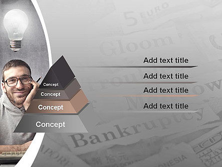 Sponsored Posts PowerPoint Template Slide 12