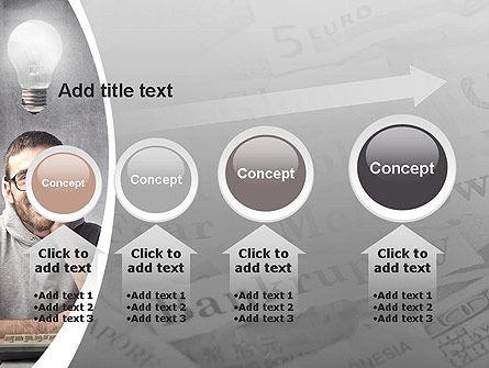 Sponsored Posts PowerPoint Template Slide 13