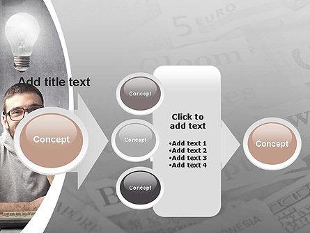 Sponsored Posts PowerPoint Template Slide 17