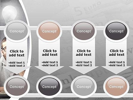 Sponsored Posts PowerPoint Template Slide 18