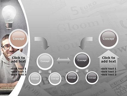 Sponsored Posts PowerPoint Template Slide 19