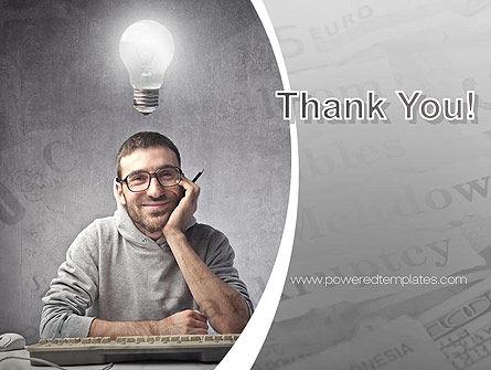 Sponsored Posts PowerPoint Template Slide 20