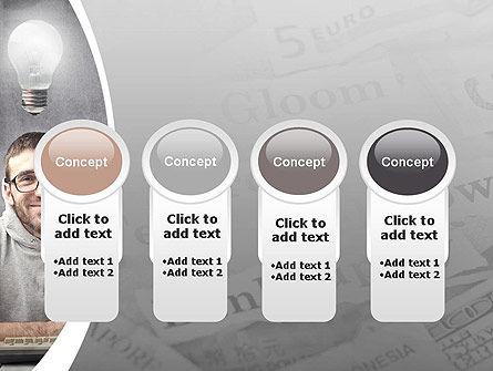 Sponsored Posts PowerPoint Template Slide 5