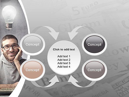 Sponsored Posts PowerPoint Template Slide 6