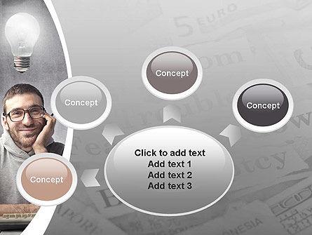 Sponsored Posts PowerPoint Template Slide 7